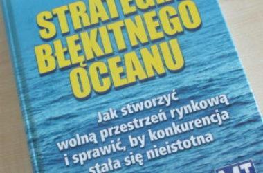 Strategia błękitnego oceanu – recenzja książki