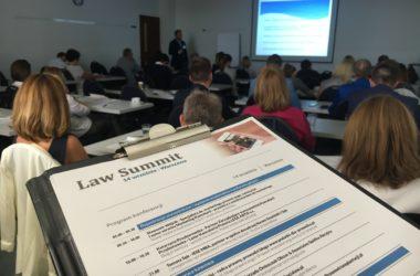 """Zapraszamy na konferencję """"Law Summit"""""""